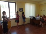 Регистрация выпускниц Женской школы на сайте трудоустройства
